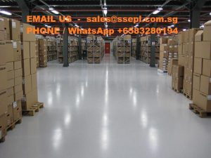 best flooring for warehouse