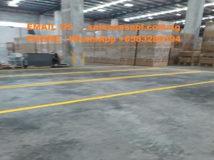 paint for warehouse floors