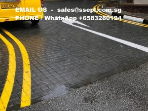 water based road marking paint Singapore